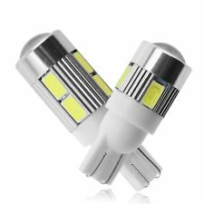 Car Lights 2 Ampoules LED De Voiture Lampes Blanches De Plaque D'immatriculation