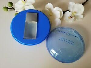 Coffret Miniature de parfum L'eau d'Issey de Issey Miyake .homme. 7 ml