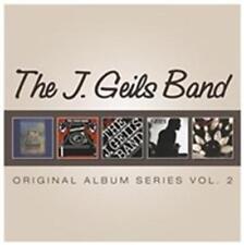 The J. Geils Band - Original Album Series Vol. 2 NEW CD