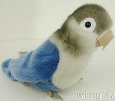 KOSEN Of Germany #6631 NEW Blue/Gray/White Fischer's Love Bird PLUSH TOY