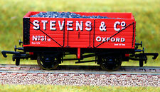 4mm LIMITED EDITION COAL WAGON STEVENS OF OXFORD