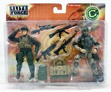 1/18 BBI Elite Force Twin Pack Set Combat Command Army Delta Soldier Figures