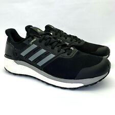 adidas Supernova GTX Goretex Running Athletic Shoes US Men's Size 8 Black B96282
