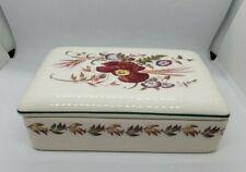 Vintage Wedgwood Trinket Box