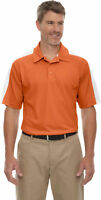 Extreme Men's Performance Short Sleeve Polyester Self Fabric Polo Shirt. 85089