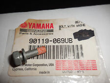 NOS Yamaha OEM Bolt W/ Washer FX1000 XLT1200 XL1700 GP1200 GP1300 90119-069UB