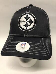 PITTSBURGH STEELERS MEN'S CAP HAT ONE SIZE  NFL TEAM HEADWEAR