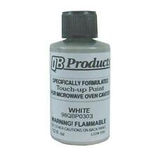 White Microwave Oven Cavity Touch-Up Paint 98QBP0303