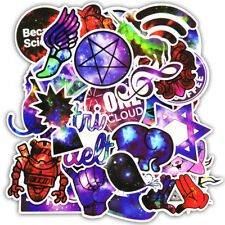 Galaxy Space Universe 50 Stickers Skateboard Laptop Car Phone Decals Stickerbomb