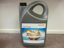 Honda Genuine CVT Type 1 Gearbox Oil 4Lts (Up to 2016 Yr Models)