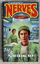 Nerves by Lester del Rey PB 5th Ballantine 24995 - nuclear reactor breakdown