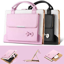 """Lovely Handbag Leather Magnetic Smart Case Cover For iPad 2 3 4 Air 9.7"""" 2018"""