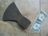 Early Antique Colonial Trade Ax, BLACKSMITH, Native American, Revolutionary War