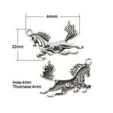 Tibetanischem Silber Pferde-Modeschmuck-Halsketten & -Anhänger