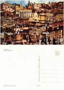 MAXI-AK * ALT BERLIN * Collage von C. Zimmermann, um 1980?