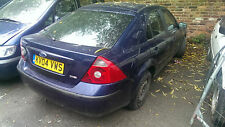 FORD MONDEO 2.0 TDCI 2005 BLUE SALOON FULL CAR BREAKING FOR SPEARES (WIPER ARM)