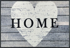 Fußmatte  KLEEN-TEX wash + dry Design Heart at Home 50 x 75 cm 078968