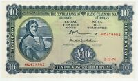 Ireland 10 Pounds Lady Lavery 1976 UNC Pick 66d