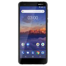 Nokia 3.1 16GB Unlocked Phone Black
