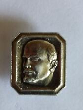 Vladimir Lenin Vintage Soviet Badge