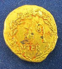 Very FINE  Roman Republic Gold Aureus JULIUS CAESAR 48 - 47 BC  (1854-)