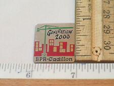 BPR Industrial Tower Crane Pin Badge  (#37)
