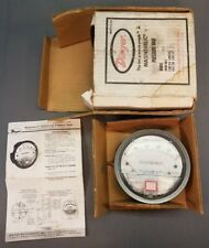 Dwyer Magnehelic Differential Pressure Gauge Preowned In Open Box W/ Specs.