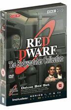 Red Dwarf - The Bodysnatcher Collection : BBC Series 1 - 3 Remast... - DVD  34VG
