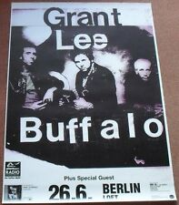 Grant Lee Buffalo Berlin Loft German 26/6/96 concert Poster