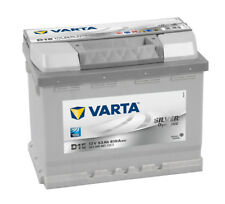 VARTA SILVER dynamic 563 400 061 3162 D15 12Volt 63Ah Starterbatterie