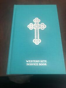 St. Andrew's Western-Rite Service Book ISBN 0962419079