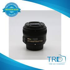 Nikon AF-S NIKKOR 50mm f/1.8G Lens - Free next day UK Delivery