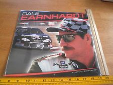 Dale Earnhardt 2003 16 month photo calendar sealed Chevy Monte Carlo NASCAR