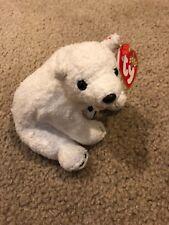 Ty Beanie Baby Aurora Polar Bear - MWMT - brand new with tags 92e856a13b47