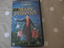 Mary Poppins Video (VHS)