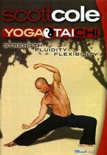 Scott Cole Yoga Tai Chi 0874482001264 DVD Region 1 P H