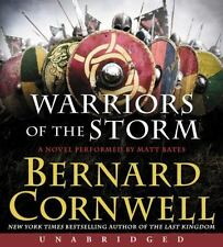 Warriors of the Storm CD : A Novel by Bernard Cornwell (2016, CD, Unabridged)