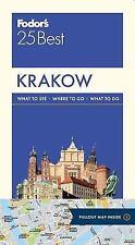 Full-Color Travel Guide: Fodor's Krakow 25 Best 1 by Fodor's (2015, Paperback)