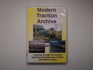 TVP Modern Traction Archive DVD