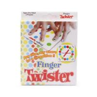 Finger Twister Dance on Fingers Family Toys Board Game Children Kids Game Toys