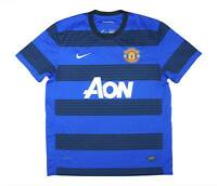 Manchester United 2011-13 Authentic Away Shirt (Excellent) XL Soccer Jersey