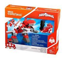 Mega Construx Building Kit Power Rangers T-Rex Zord 46 pcs DPK75