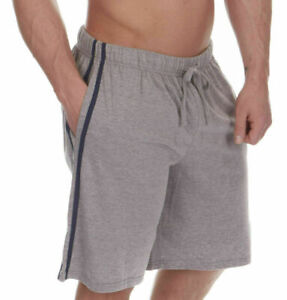 100% Cotton Mens Loungewear Shorts PJ Nightwear Pyjama Bottoms Sleepwear M - 5XL