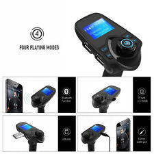 LCD wireless Bluetooth FM Trasmettitore Radio auto KIT MP3 lettore musicale USB CHARGER
