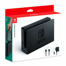 SWI Nintendo Switch Dock Set Genuine Australian Stock