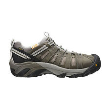 KEEN Windsor Low Steel Plate and Toe Working Shoes 1014137