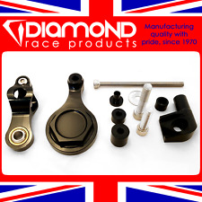 DIAMOND RACE PRODUCTS - STEERING DAMPER FITTING KIT FOR 2007 07 YAMAHA R6 MODELS