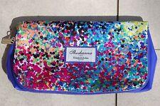 Elizabeth ARDEN Shoshanna Multicolore Fold-over Cosmetici Borsa NUOVO (F1)