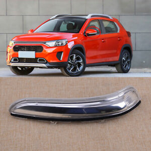 Car Right Side Mirror Indicator Turn Signal Light Fit For Citroen C3 2016-2018
