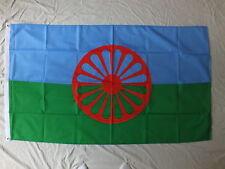 ROMA Flag 1933 Gypsy Romany Romani minorities rights Equality Political Demos bn